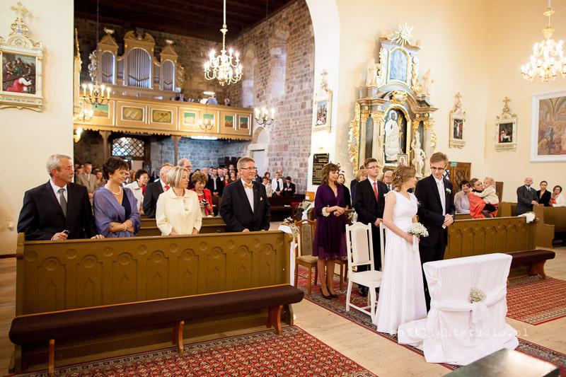 Reportaż z dnia ślubu Izabeli i Jakuba w OStrowie Wielkopolskim